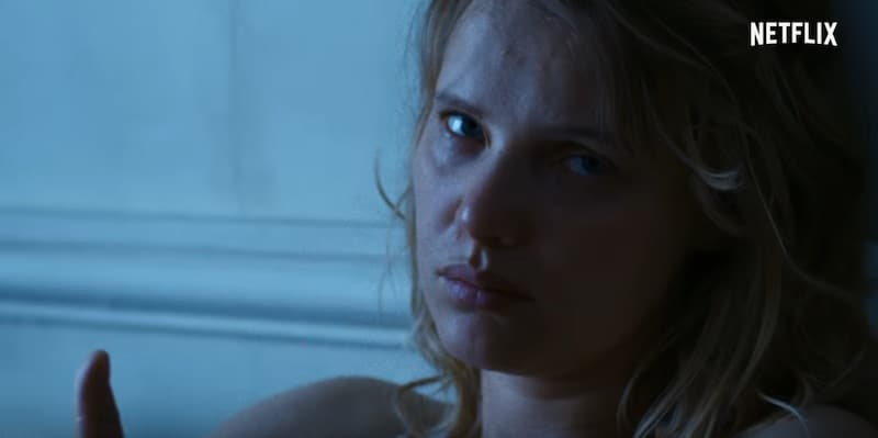 Joanna Kulig in The Eddy