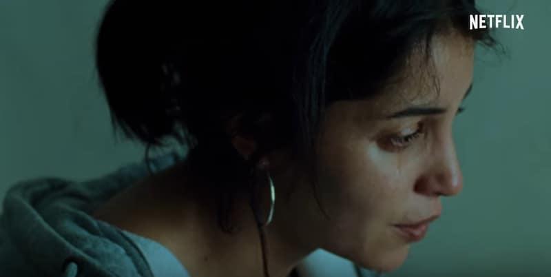 Leïla Bekhti in The Eddy