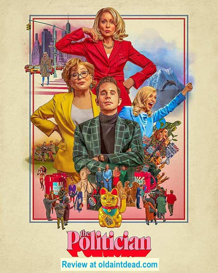 Poster for The Politician