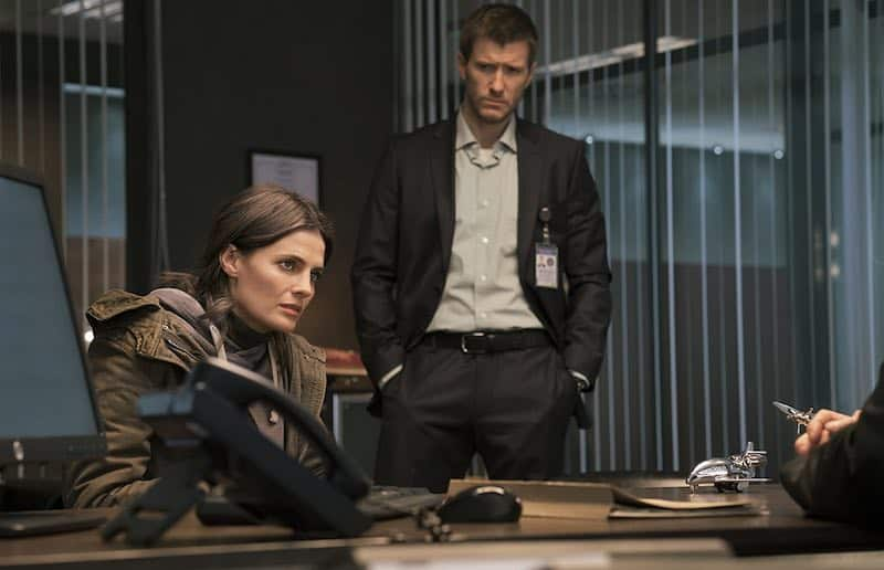 Stana Katic and Patrick Heusinger in Absentia