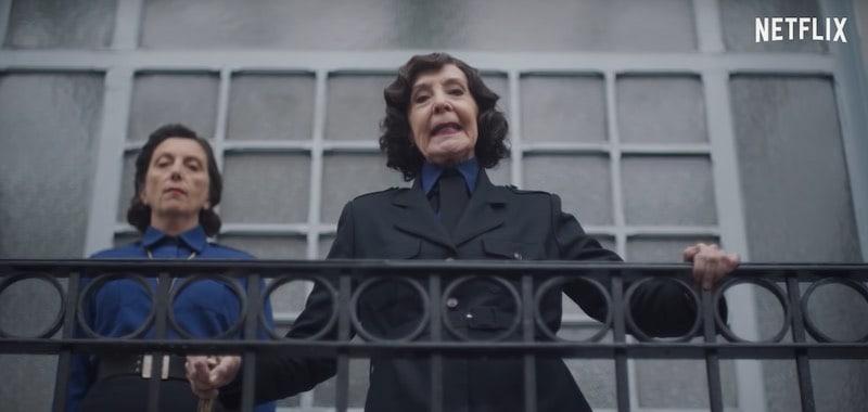 Concha Velasco in Cable Girls