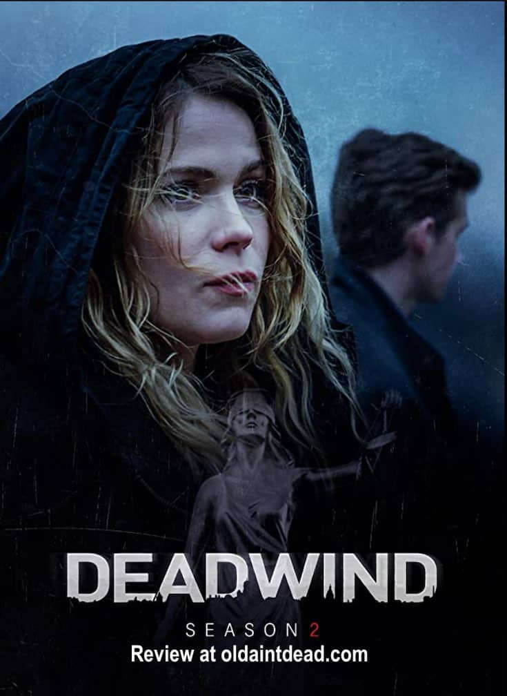 Poster for Deadwind