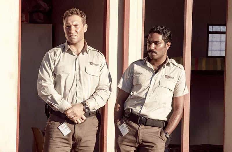 Jai Courtney in Stateless