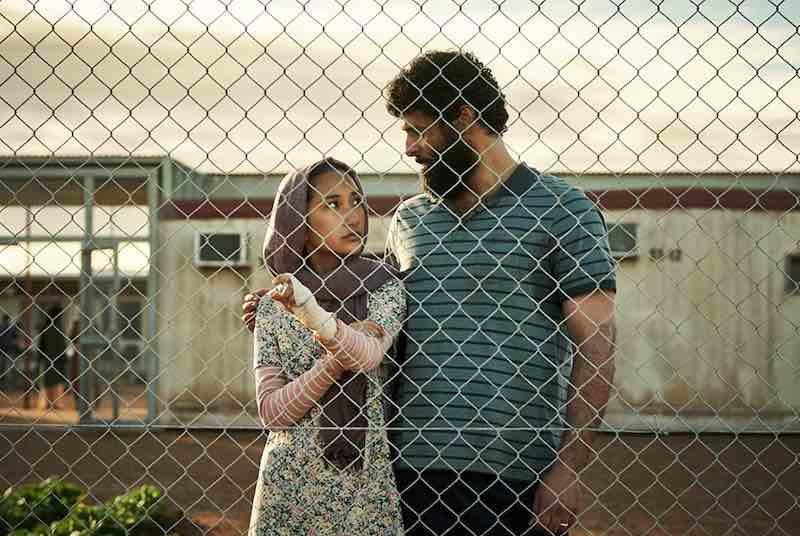 Fayssal Bazzi and Soraya Heidari in Stateless