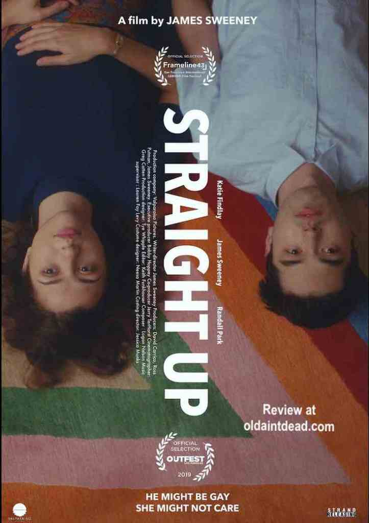 Poster for Straight Up