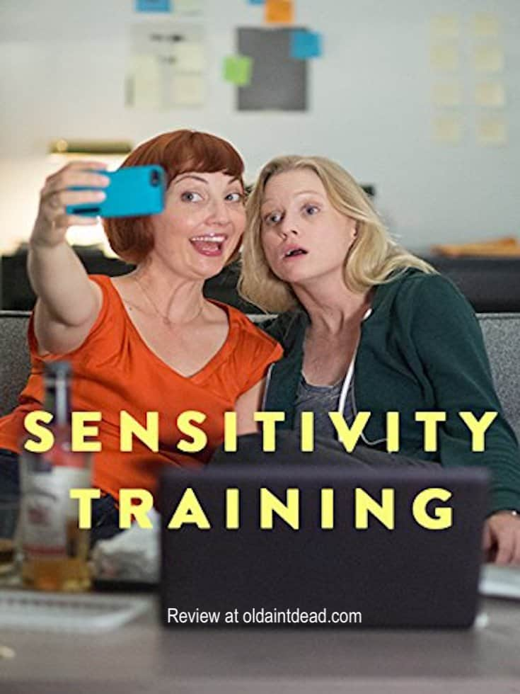 The poster for Sensitivity Training