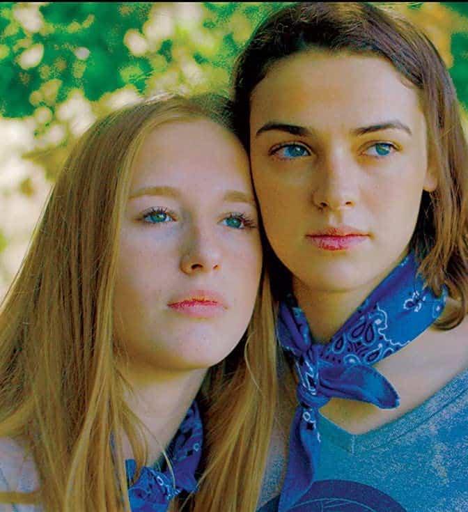 Allison Kove and Ava Capri in The Experience