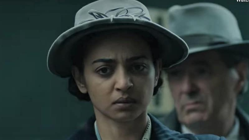Radhika Apte in A Call to Spy