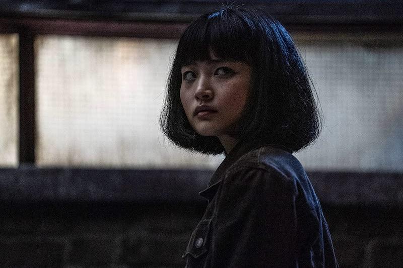 Aoi Okuyama in Giri/Haji