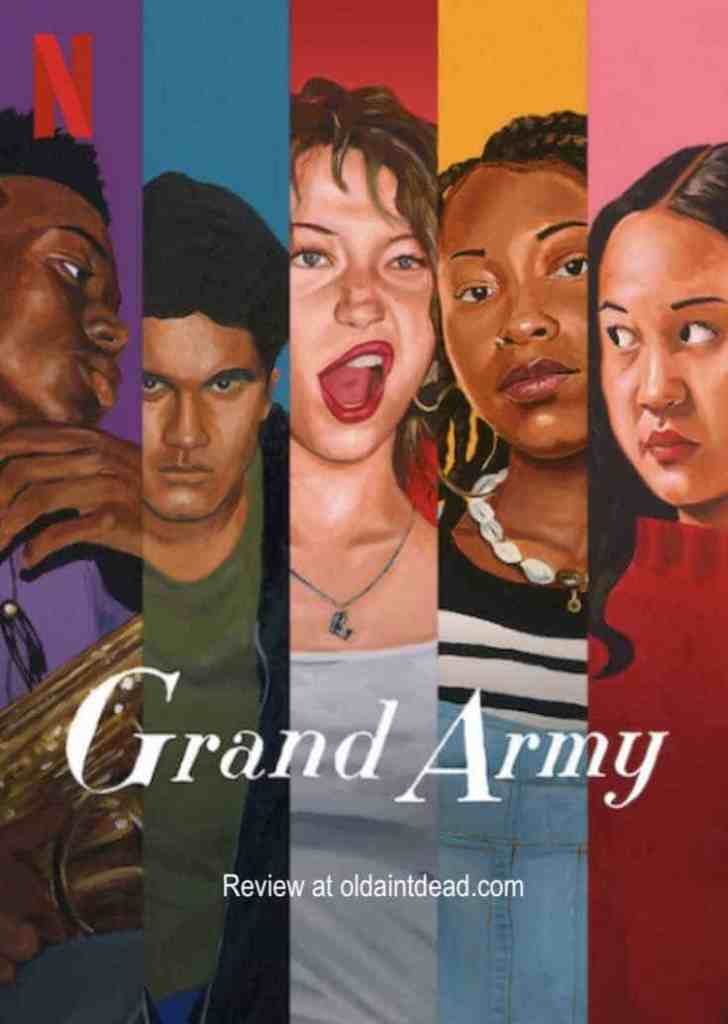 Poster for Grand Army