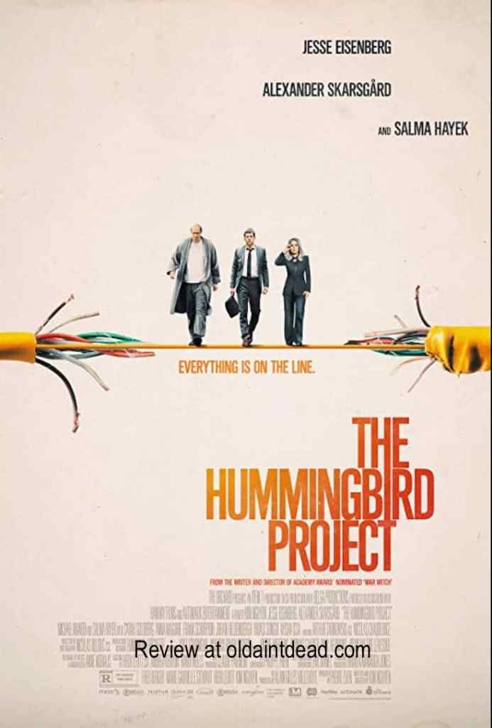 Poster for The Hummingbird Project