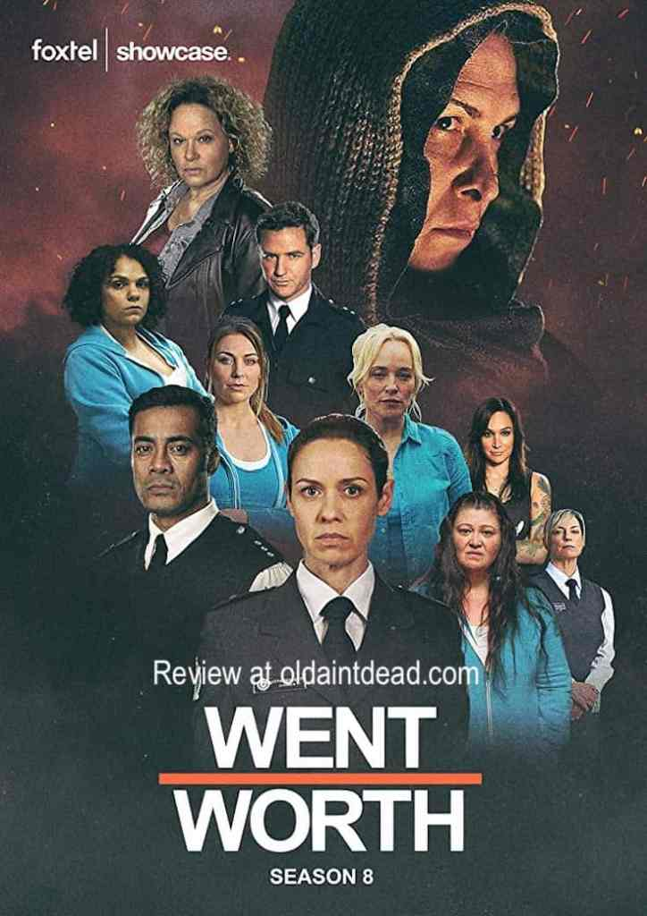 Wentworth season 8 poster