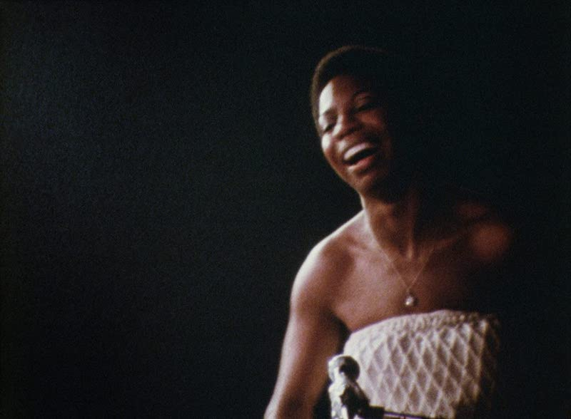 Nina Simone in What Happened Miss Simone?