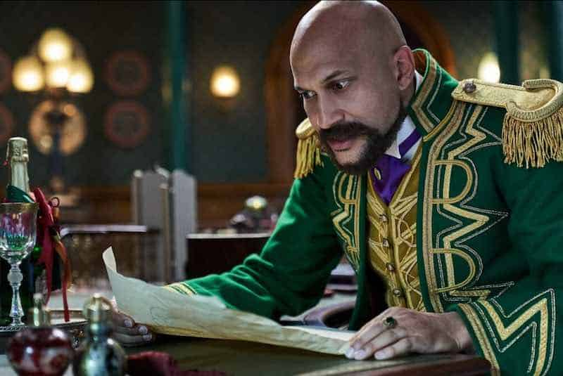 Keegan-Michael Key in Jingle Jangle: A Christmas Journey