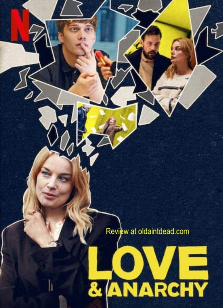 Poster for Love and Anarchy