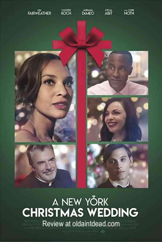 A New York Christmas Wedding poster