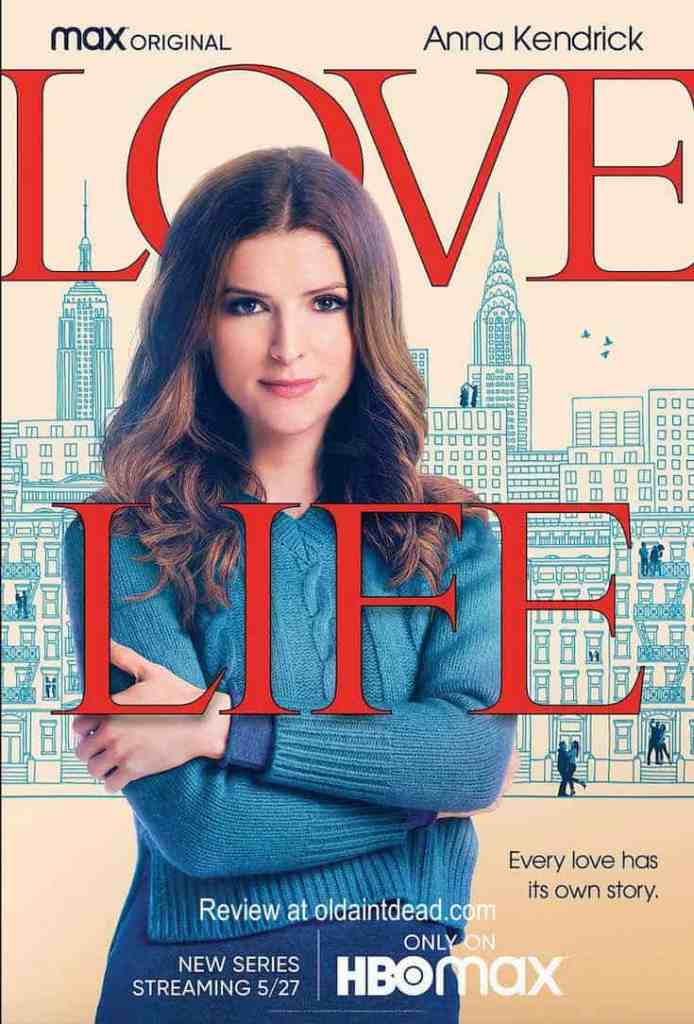 Love Life poster art