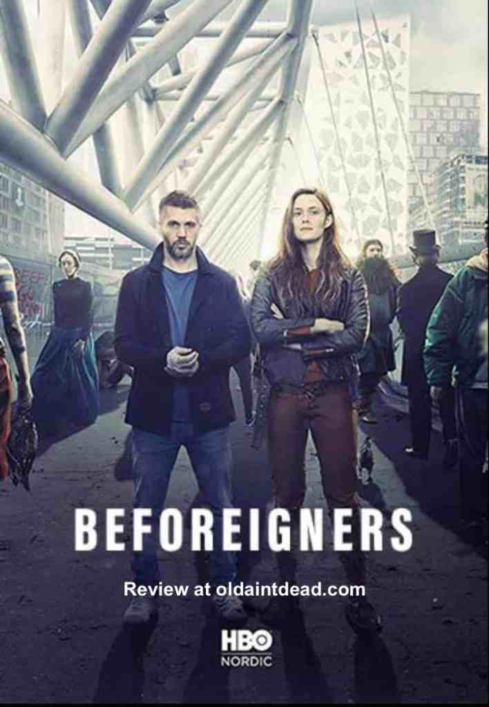 Poster for Beforeigners