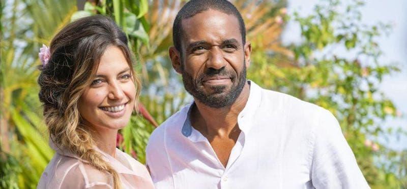 Laëtitia Milot and Loup-Denis Elion in Reunions