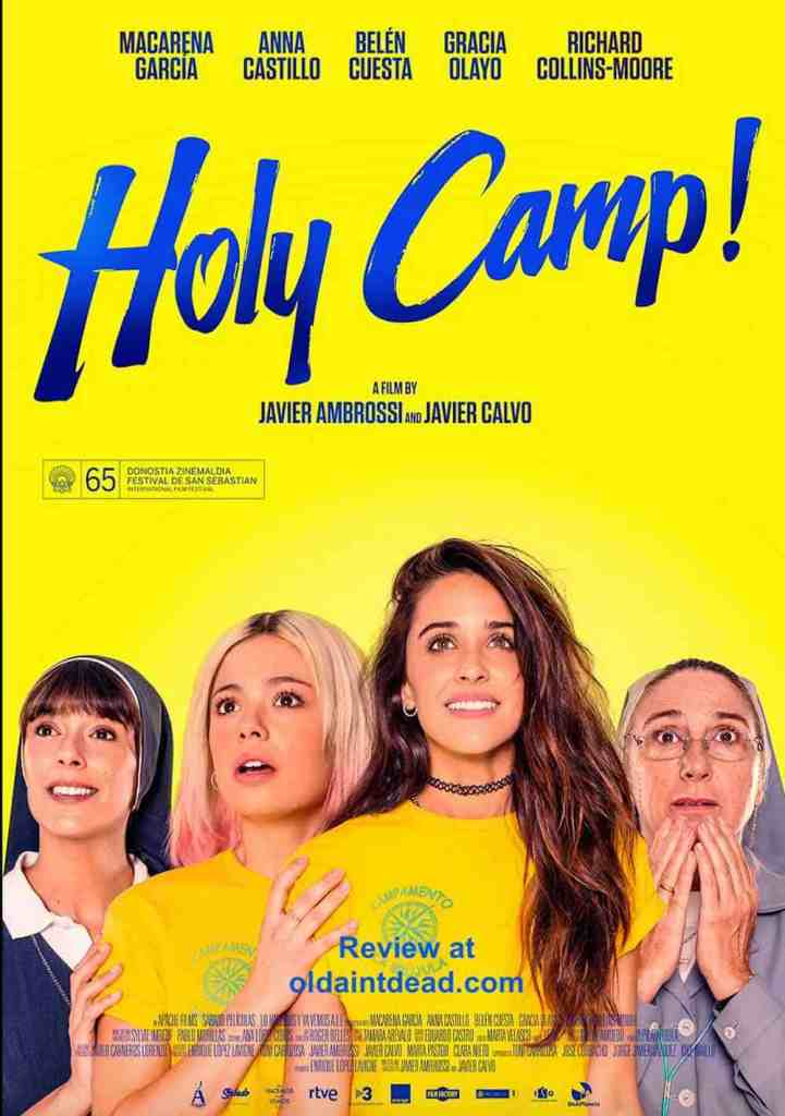 Holy Camp poster