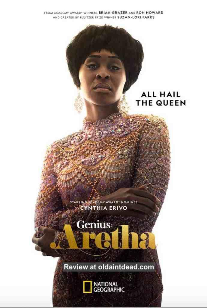 Poster for Genius: Aretha