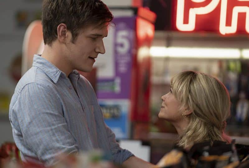 Carey Mulligan and Bo Burnham in Promising Young Woman