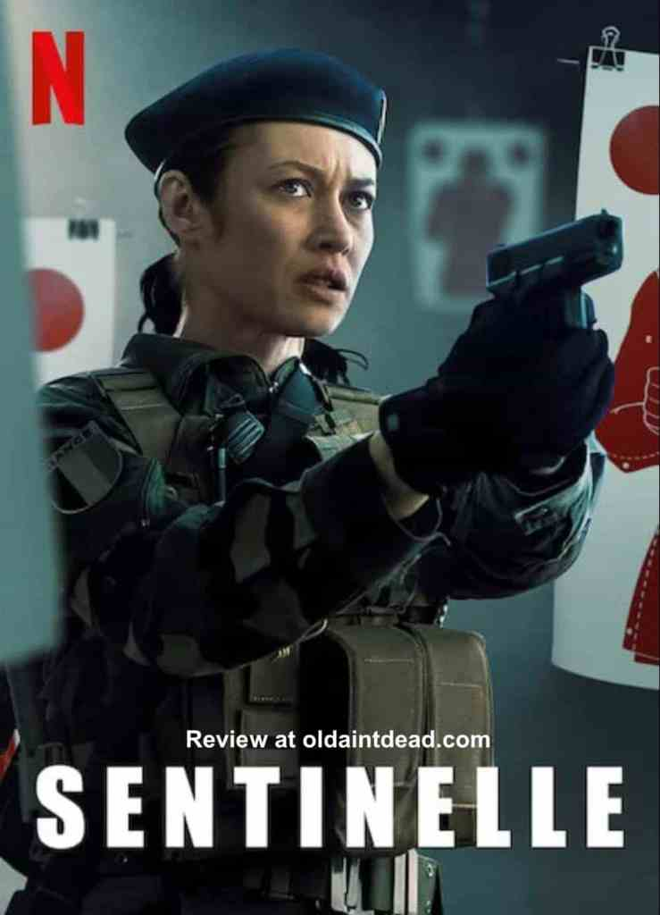 poster for Sentinelle