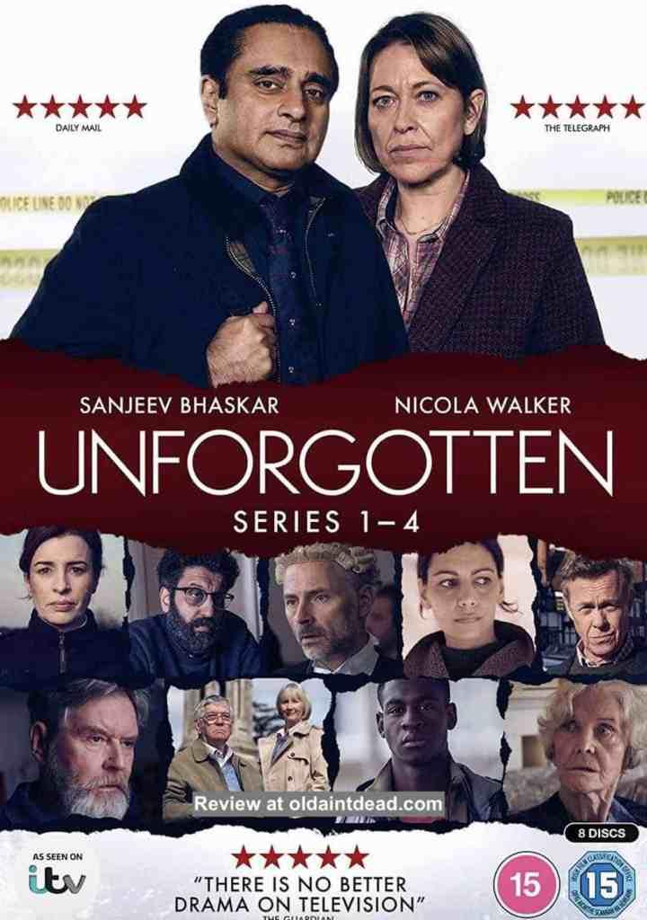 Unforgotten poster