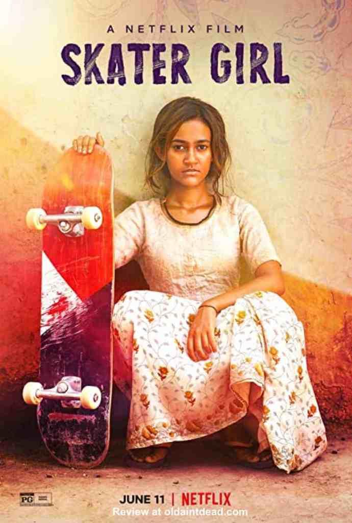 Poster for Skater Girl