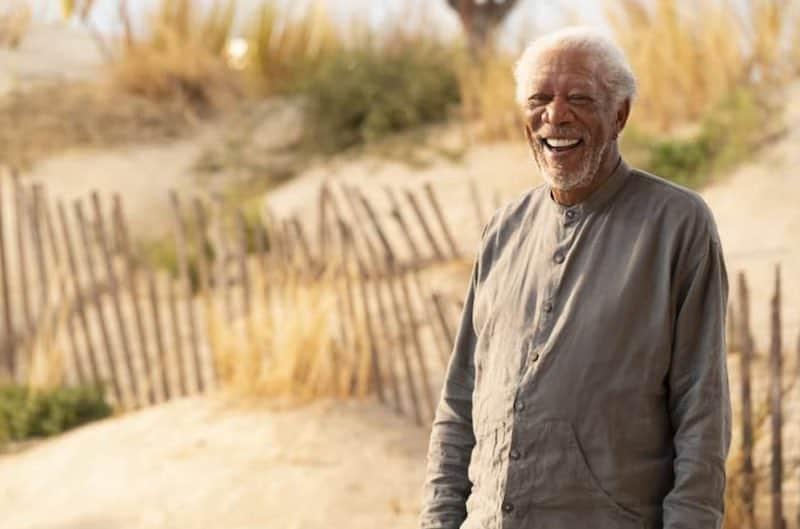 Morgan Freeman in Solos