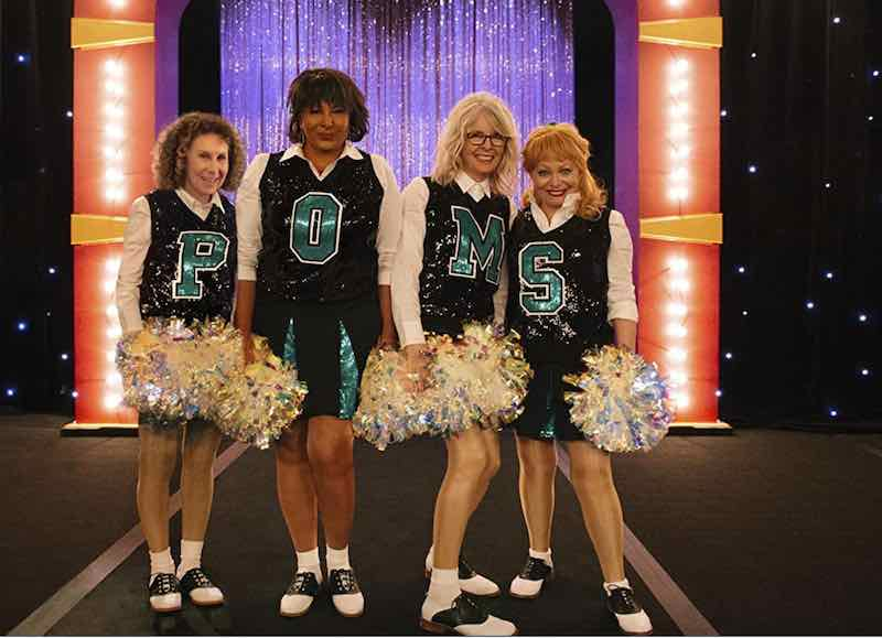 Poms, oh, just have some fun