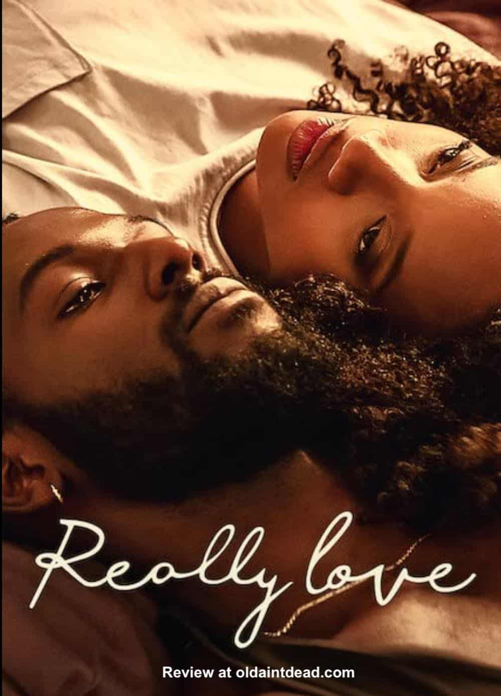 poster for real love
