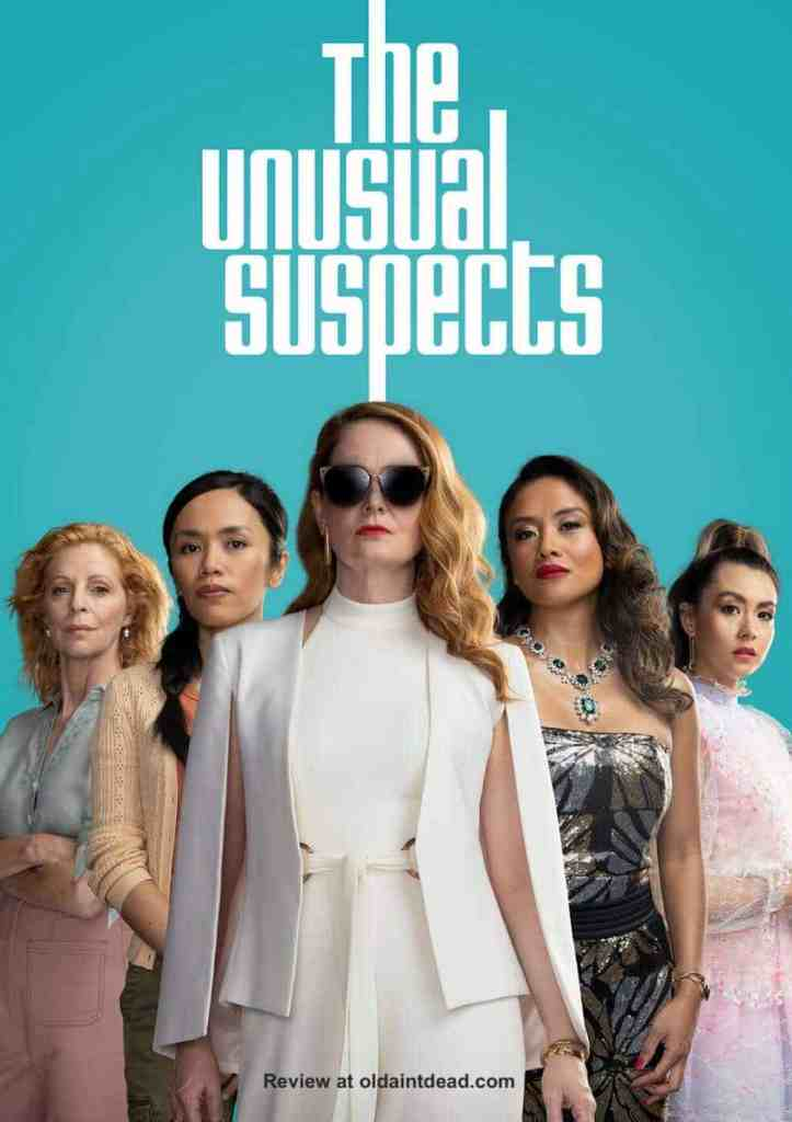 Poster for The Unusual Suspects