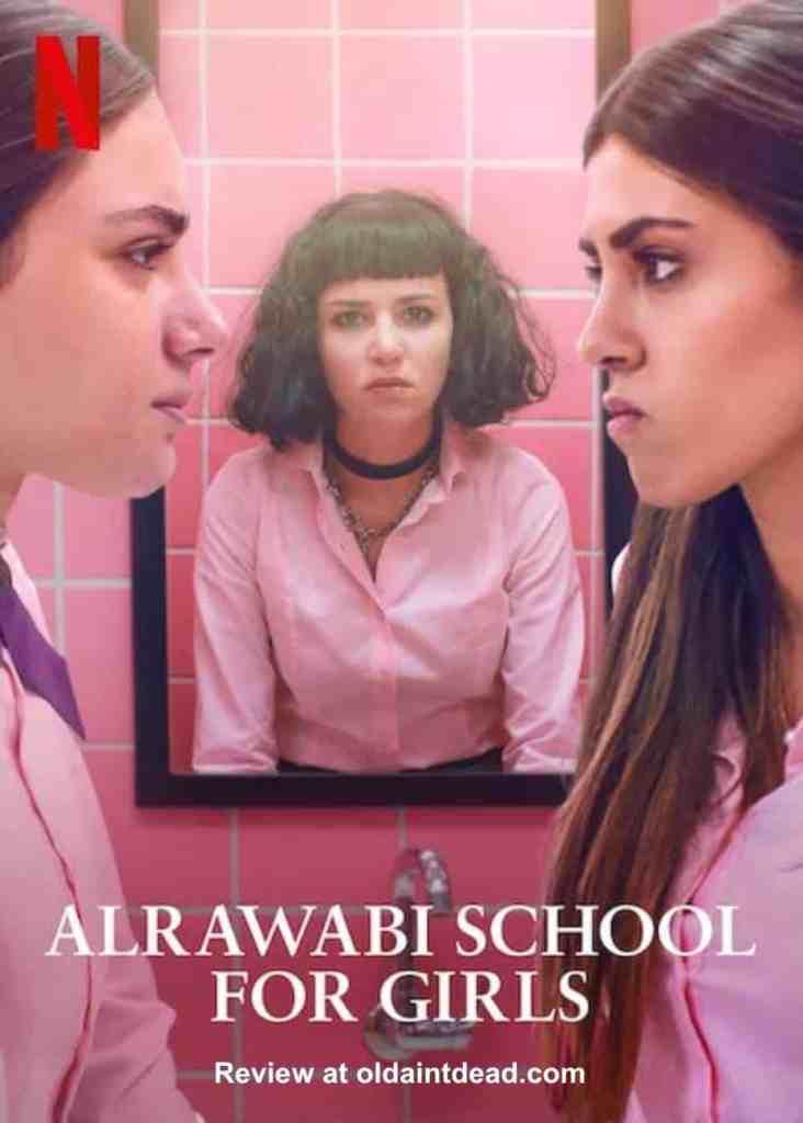 AlRawabi School for Girls poster
