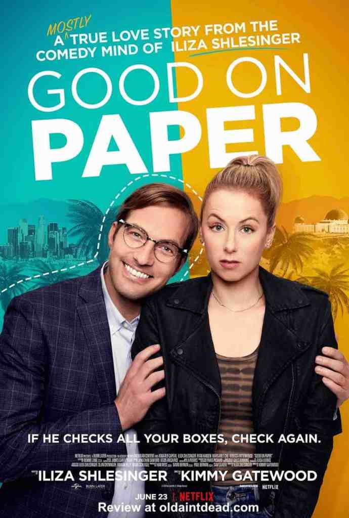 poster for good on paper