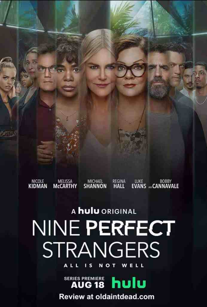 Poster for Nine Perfect Strangers