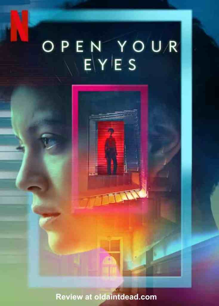 Poster for Open Your Eyes