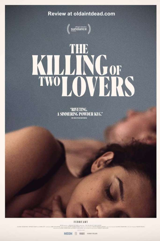Poster for The Killing of Two Lovers