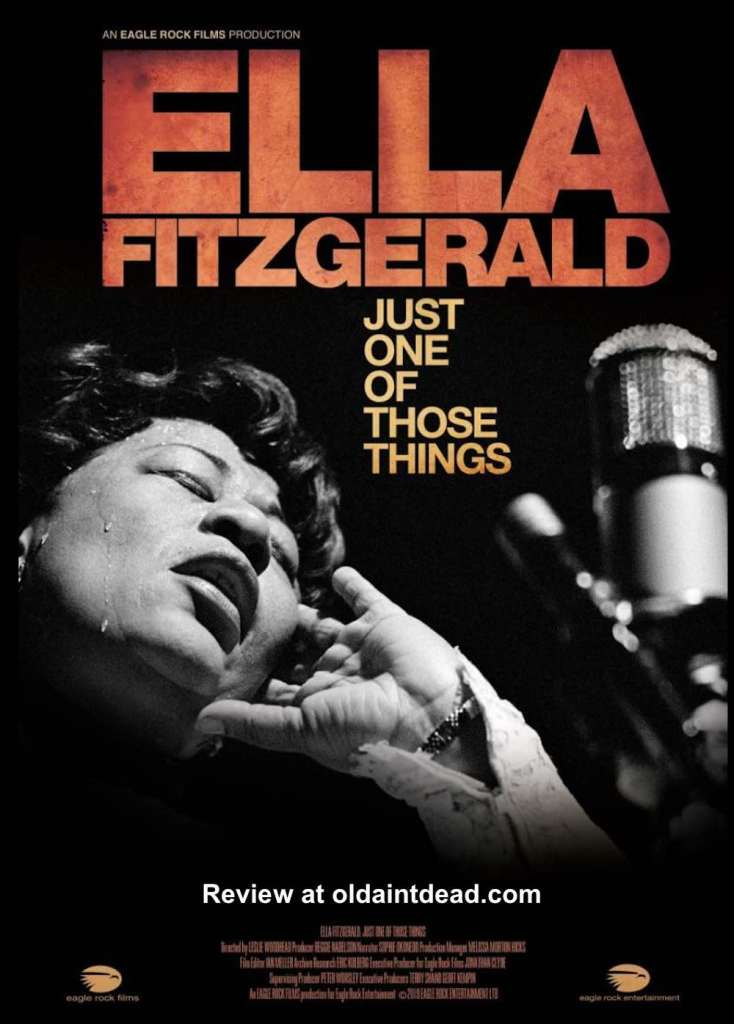 Poster for Ella Fitzgerald Just One of Those Things