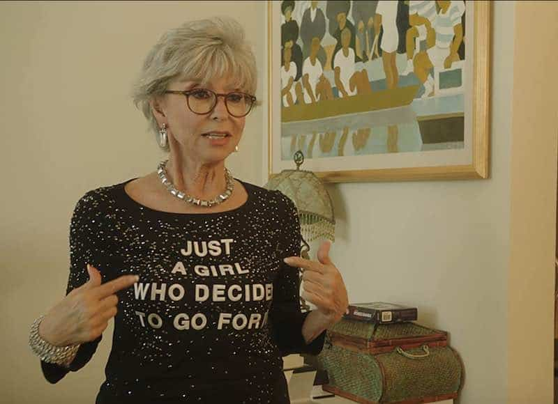 Review: Rita Moreno: Just a Girl Who Decided to Go for It