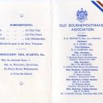 OBA Programme