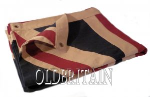 Oldbritain Large vintage classic union jack flag 4