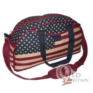 american flag bag