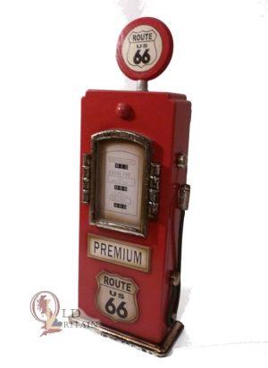 Gas pump key cabinet