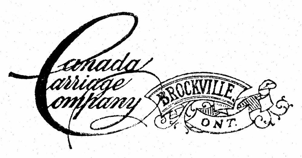 Pictures of old Brockville Industrial Factories (5/6)