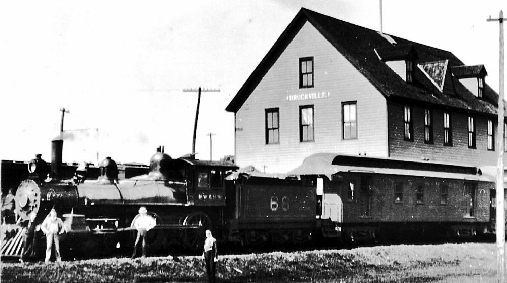 Railway Photographs taken in Brockville - Part 2 (5/5)