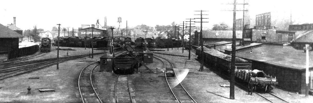 Railway Photographs taken in Brockville - Part 1 (2/6)