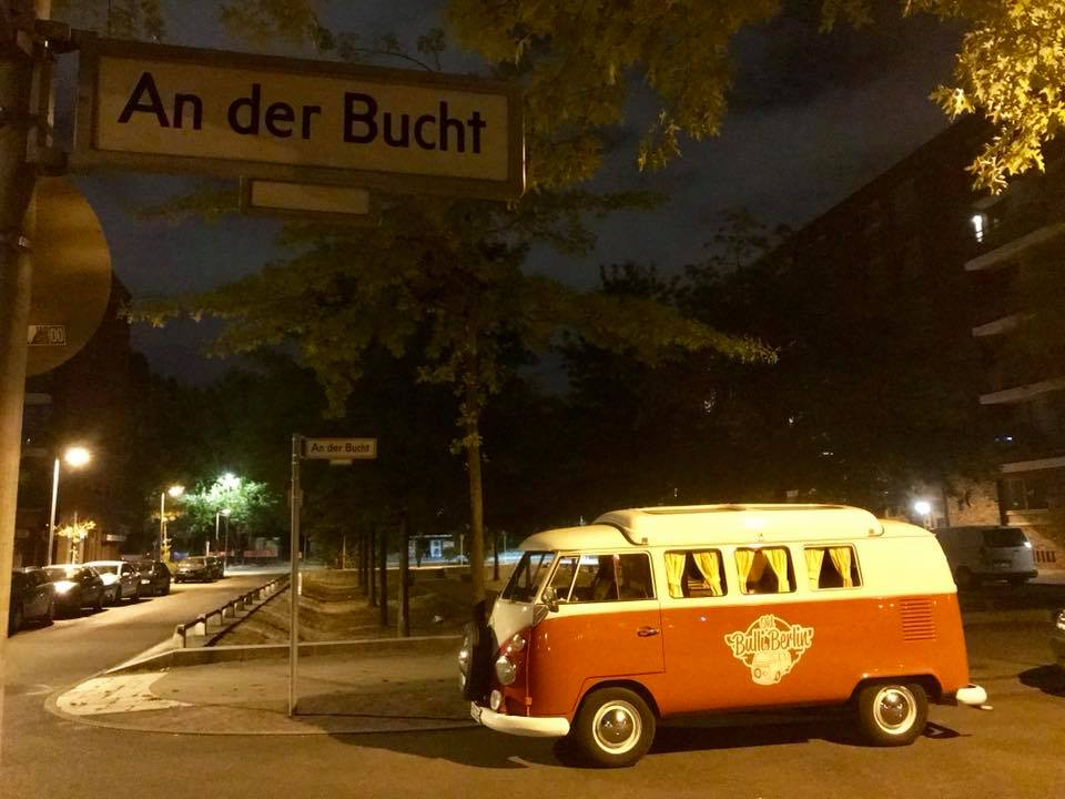 Old Bulli Berlin - Fotobulli