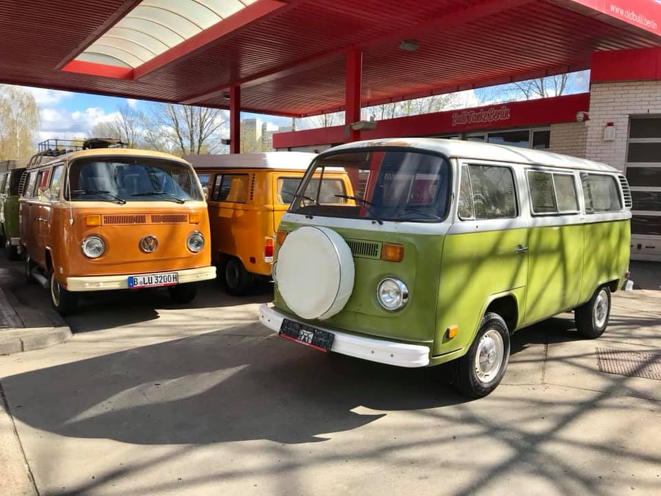 Old Bulli Berlin - VW T2b