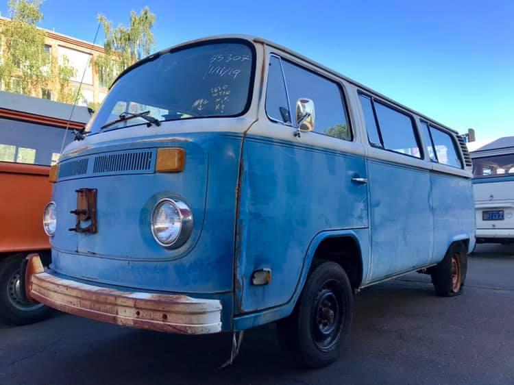 Old Bulli Berlin - Bulli-Verkauf - VW T2b